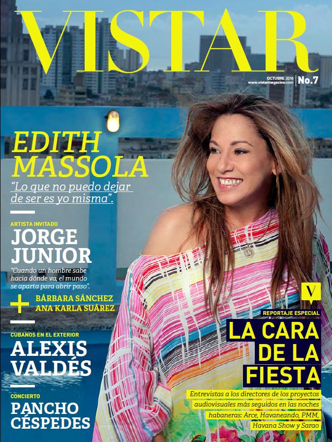 Vistar Magazine N 7 Edith Massola