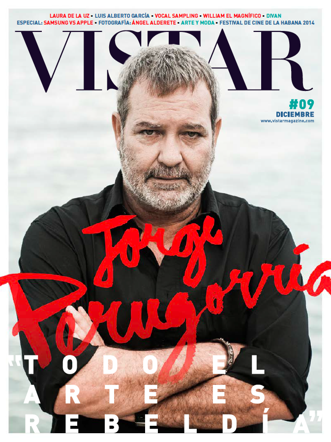 Vistar Magazine N 9 Jorge Perugorría