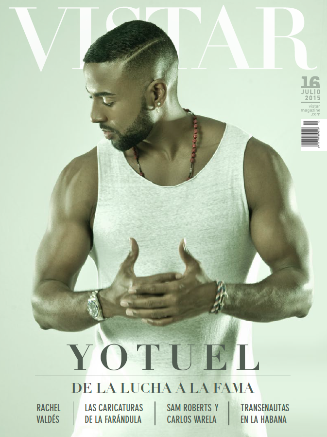 Vistar Magazine N 16 Yotuel