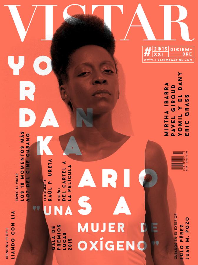 Vistar Magazine N 21 Yordanka Ariosa