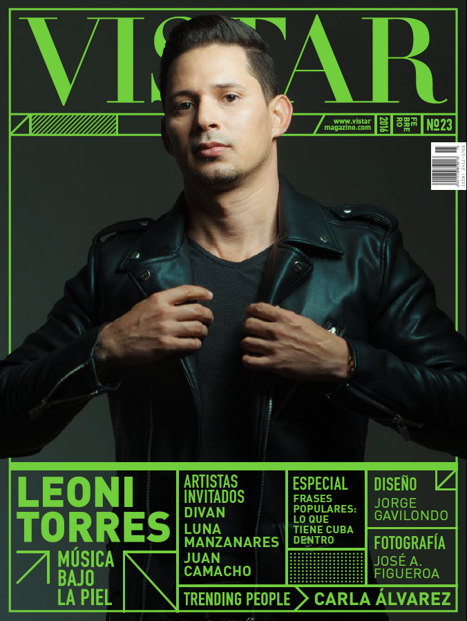 Vistar Magazine N 23 Leoni Torres