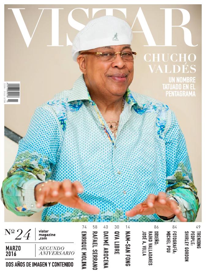 Vistar Magazine N 24 Chucho Valdés