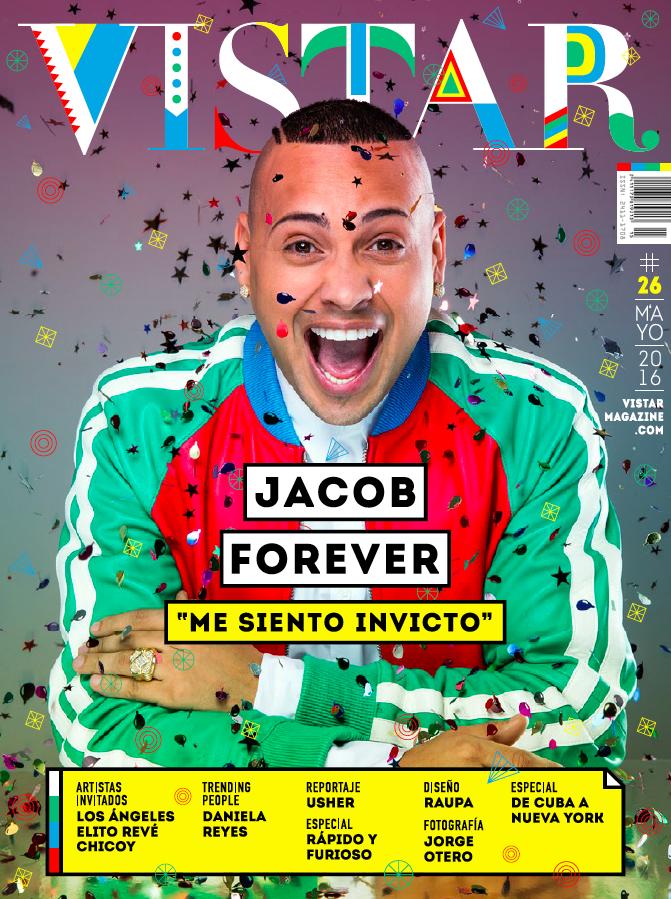 Vistar Magazine N 26 Jacob Forever