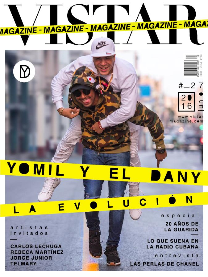Vistar Magazine N.27 Yomil y El Dany
