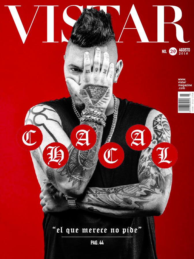 Vistar Magazine N 29 Chacal