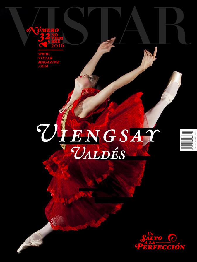 Vistar Magazine N 32 Viangsay Valdés