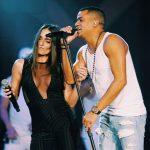 Diana Fuentes cantó con Gente de Zona en Orlando