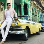 Luis Coronel estrenó su video filmado en Cuba (+Video)