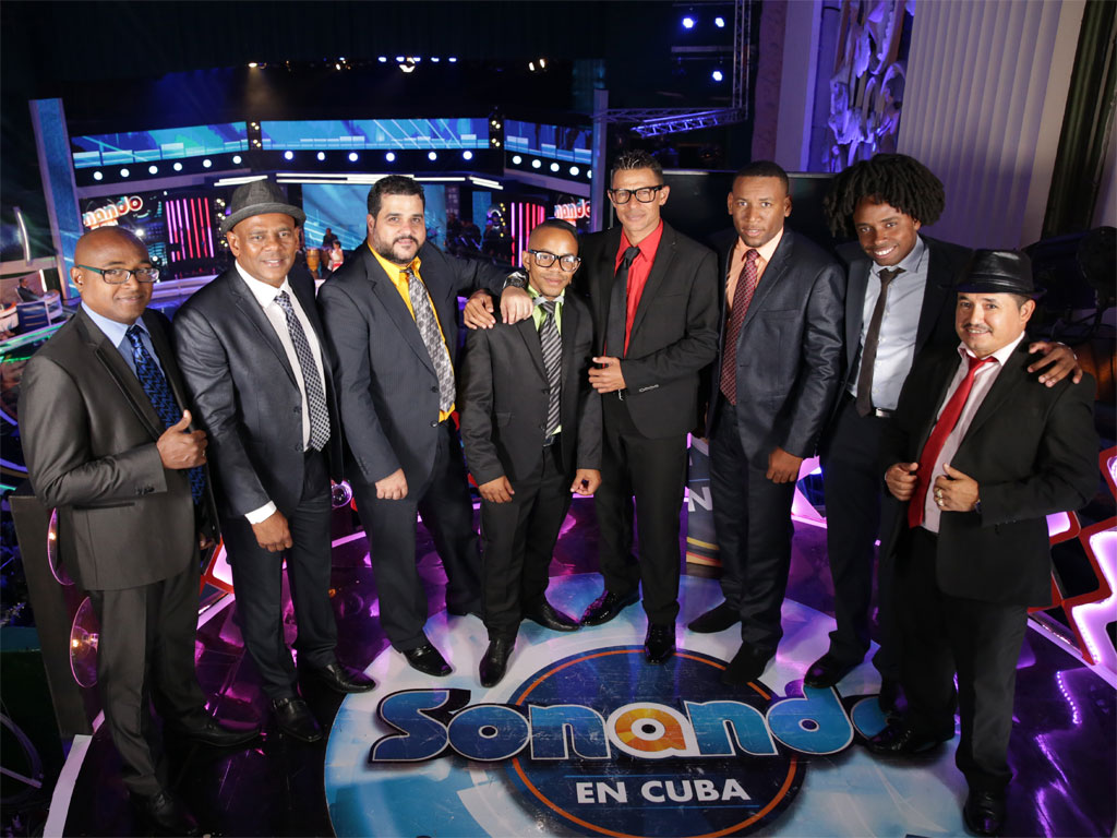 Image result for Cuban Septeto Santiaguero