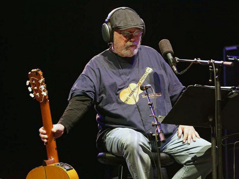 Silvio Rodríguez en concierto