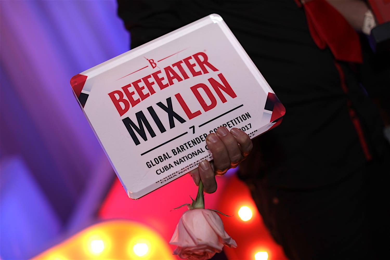 Beefeater MIXLDN 2017