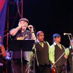 Silvio Rodríguez compartió con la Aragón su concierto 88 por los barrios