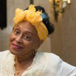 Omara Portuondo se siente muy satisfecha a sus 87 años