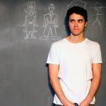 El actor Daniel Romero entre los ganadores de los premios ATI de Nueva York