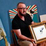 El artista cubano R10 capta la atención del arte en Estados Unidos