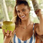 La actriz Corina Randazzo regresa a Cuba. Las fotos más sensuales de su viaje
