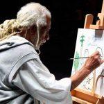 Manuel Mendive: La naturaleza, el espíritu y el hombre como esencia en el Centro Kennedy