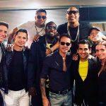 Tremendo concierto el de Gente de Zona en Miami
