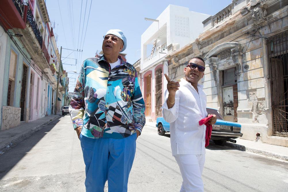 Chucho Valdés y Gonzalo Rubalcaba