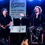Kelvis Ochoa y David Torrens cantaron a Silvio y Pablo (+ Foto)