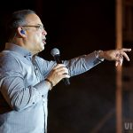 Gilberto Santa Rosa improvisa en la Bodeguita del Medio de La Habana (+ Video)