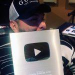 Chacal ganó el botón de plata de YouTube