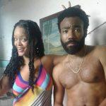 Rihanna y Childish Gambino durante la filmación de Guava Island en Cuba (+ Fotos)