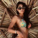 Las vacaciones de Lisandra Silva en Cuba en seis fotos