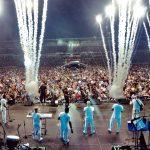 El concierto de Gente de Zona y Marc Anthony fue una gran fiesta latina