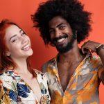Joao y Claudia: El encanto del estilo equidistante