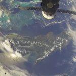 Así se ve Cuba desde el espacio (+ Video)