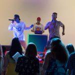 Performance de música repartera sorprende en ARTE CONTINUA