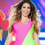 La cubana Gladys Carredeguas ganó el premio al Mejor traje de baño en Miss Grand Internacional 2018