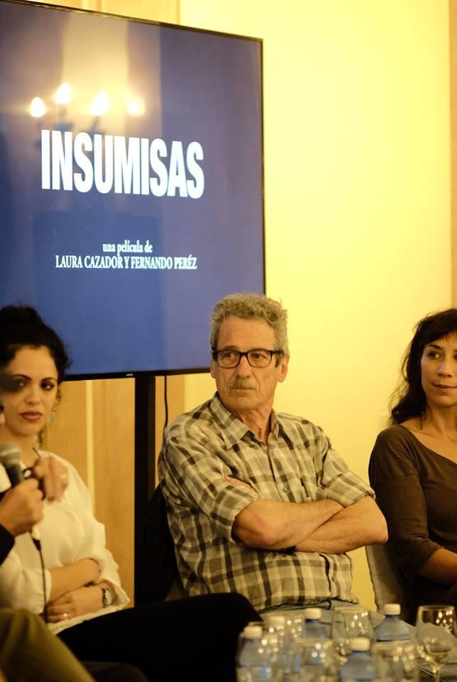 Insumisas, una historia real contada por Fernando Pérez (+