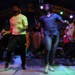 Toques del Río puso a bailar al Pabellón Cuba en la fiesta del jazz