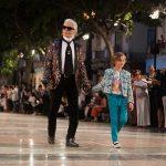 Karl Lagerfeld: su visita a La Habana