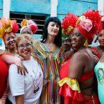 Lo que ocurrió en el Festival de la Mujer en San Isidro