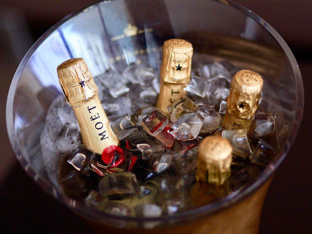 Moët & Chandon celebra el 150 aniversario del champagne Brut Impérial 1