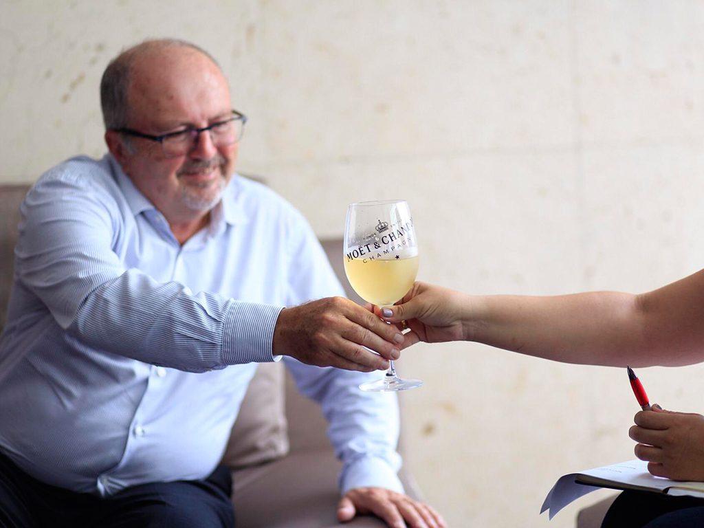 Moët & Chandon celebra el 150 aniversario del champagne Brut Impérial 3