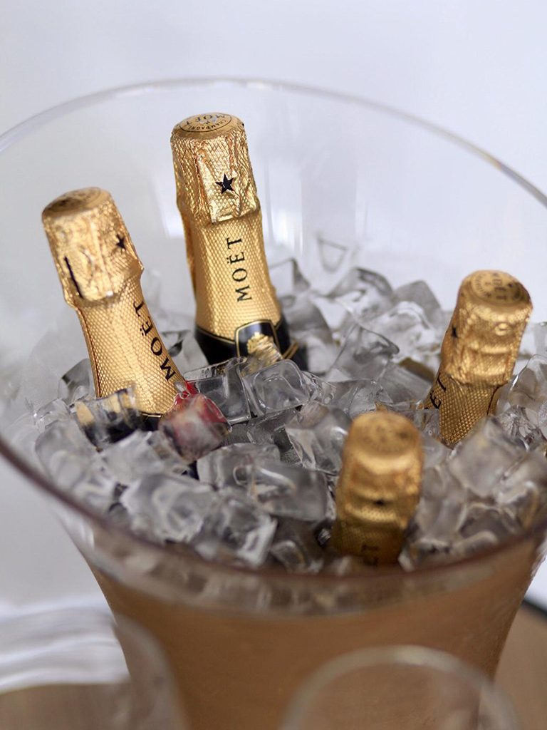 Moët & Chandon celebra el 150 aniversario del champagne Brut Impérial 7