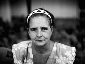 Retrato de Evelyn Sosa
