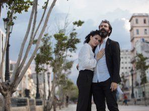Susana Pous y Caleb Casas