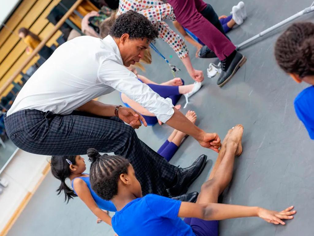 Carlos Acosta en el Royal Ballet de Birmingham