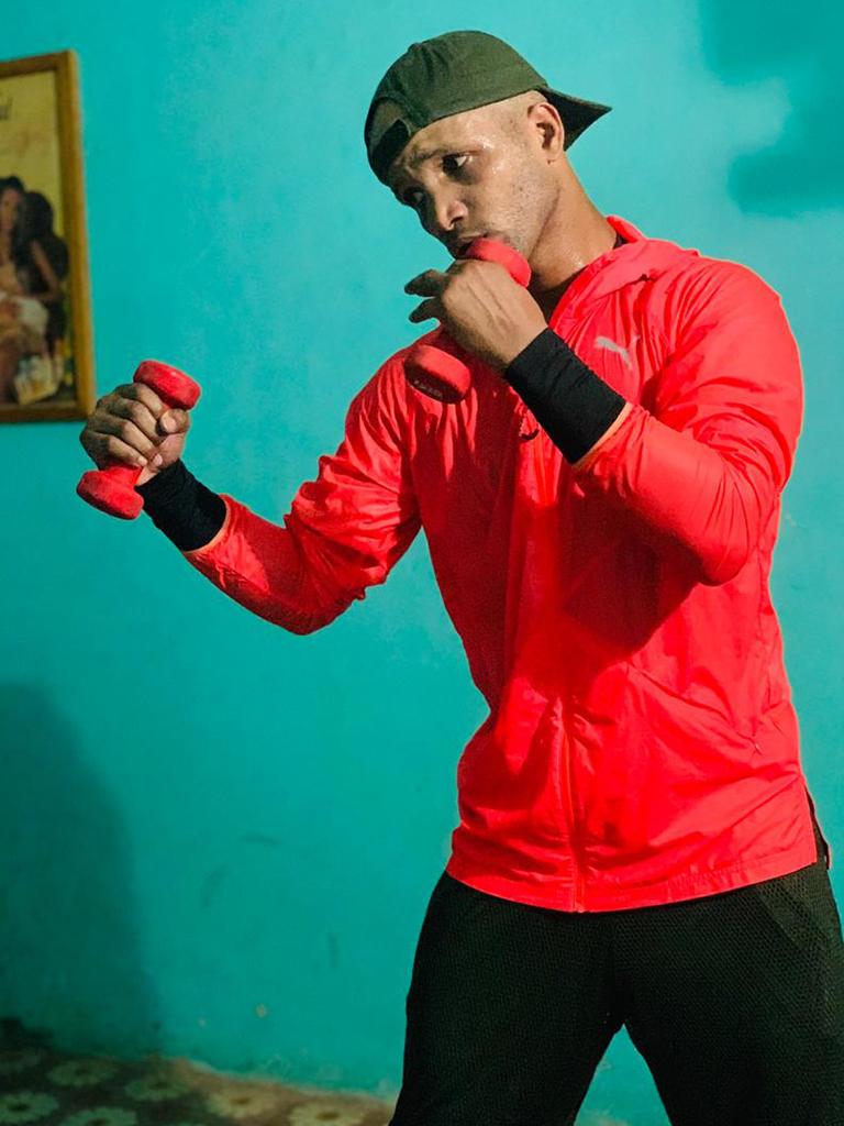 deportistas cubanos