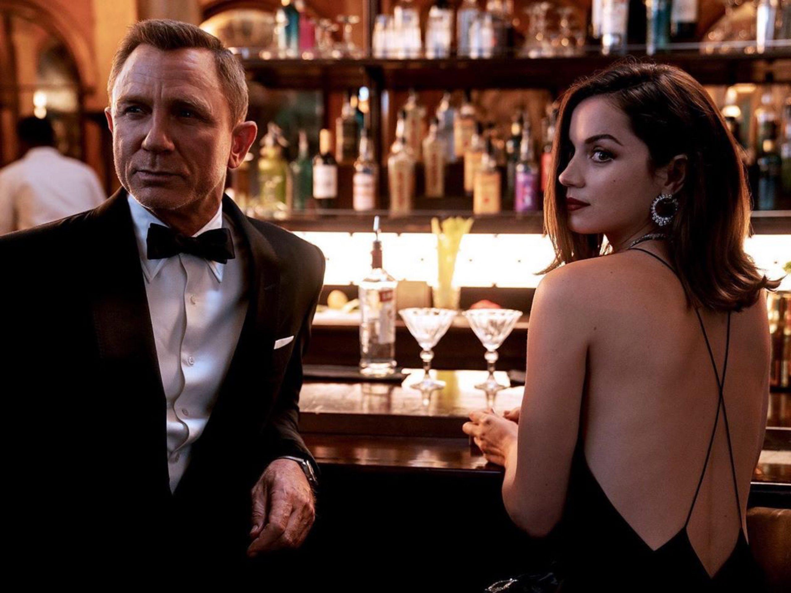Trailer de No Time To Die, ¡Ana de Armas rescata a Bond!